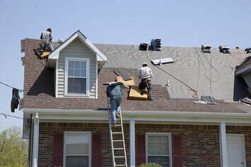Expert residential roof repair experts